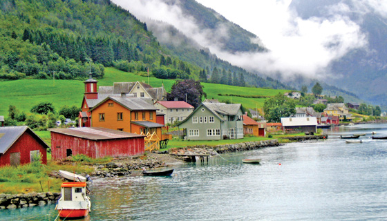 Norway Walking & Hiking